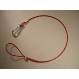Breakaway cable (PVC Coated)